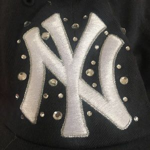 Unworn; PINK Yankee Cap
